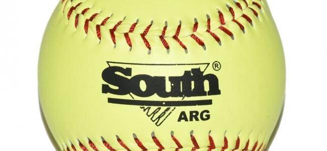 Pelota de Softbol South® SB-12-E6